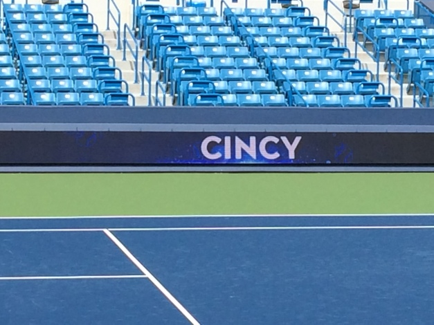 Western & Southern Open, Cincinnati (Photo:  Tennis Atlantic)