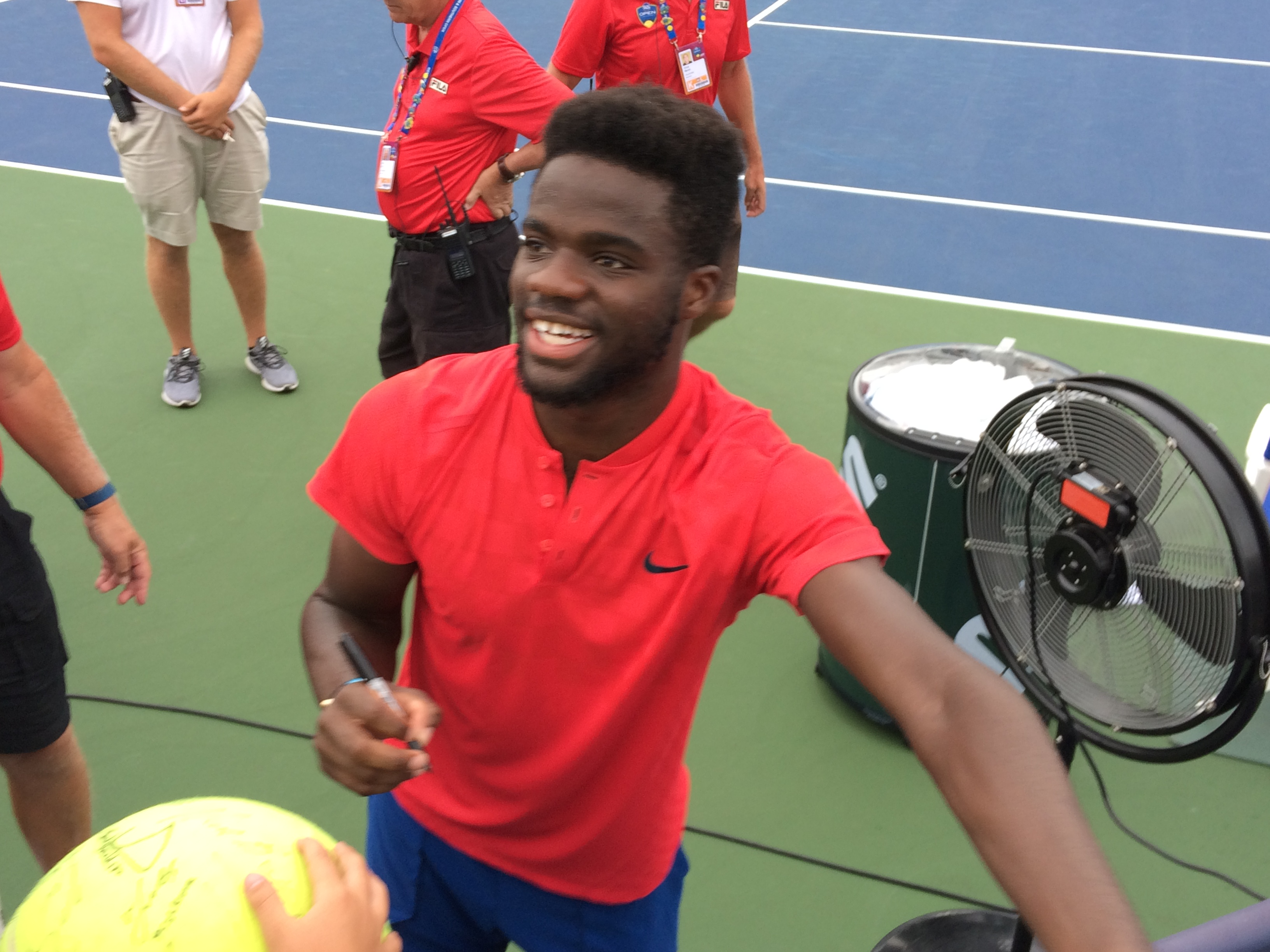 Frances Tiafoe, Western & Southern Open, Photo: Tennis Atlantic