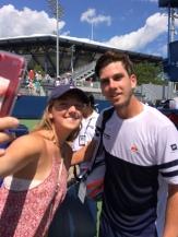 Cameron Norrie, 2017 US Open