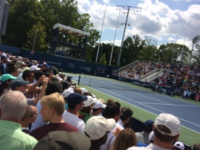 Denis Shapovalov Match, 2017 US Open