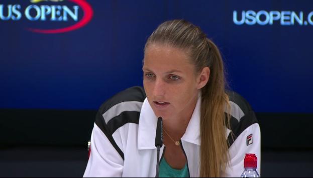 Karolina Pliskova, 2017 US Open