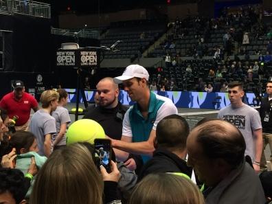 Sam Querrey, 2018 New York Open (Photo: Tennis Atlantic)