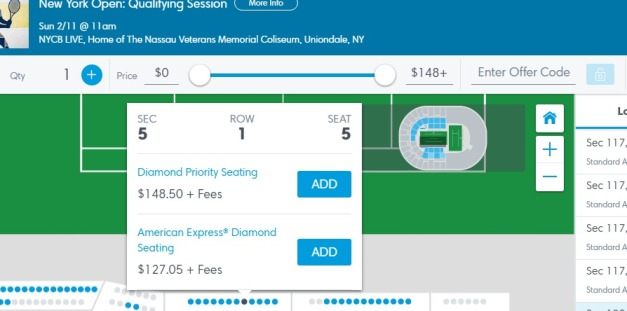 Tickets New York Open Qualifying Session Uniondale NY at Ticketmaster