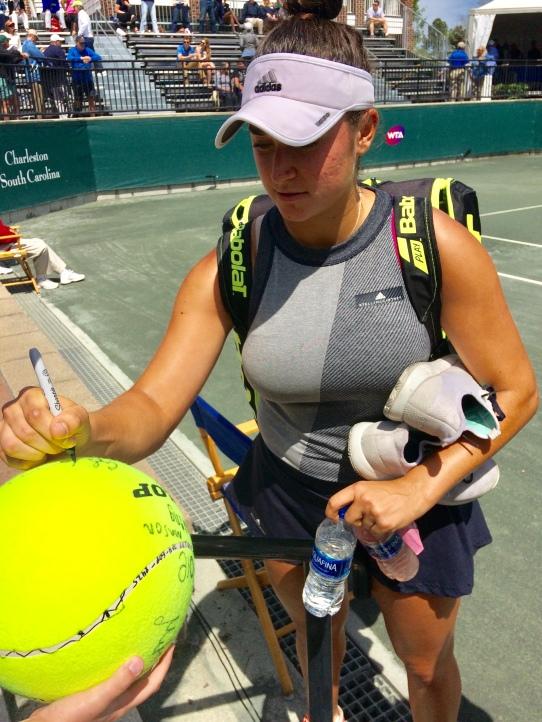 Caroline Dolehide, 2018 Volvo Car Open (Photo: Tennis Atlantic)