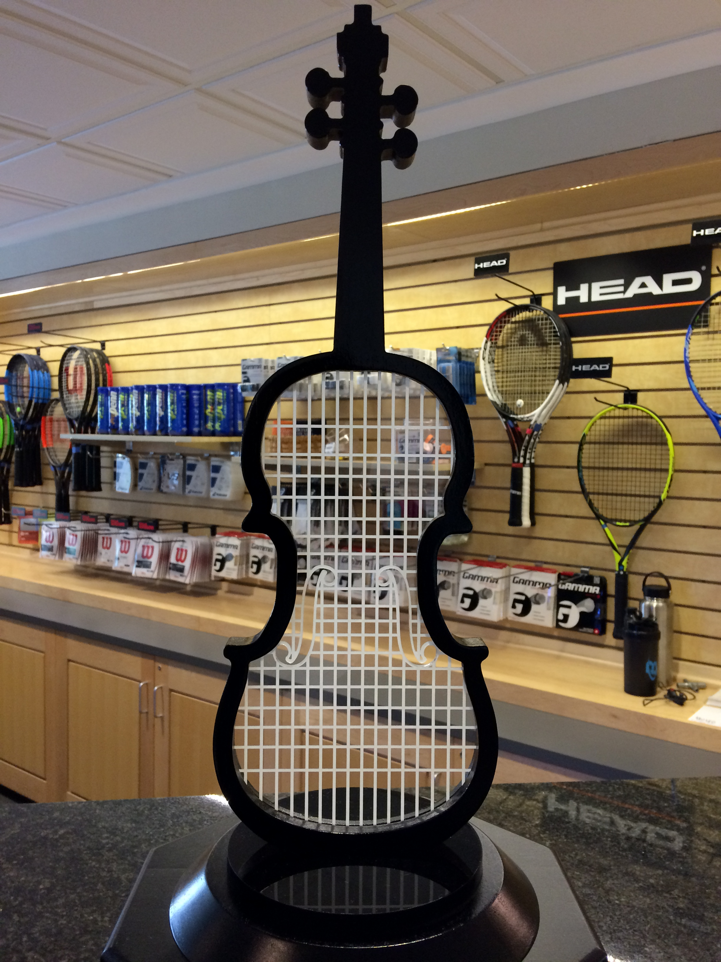 Boyd Tinsley Women's Clay Court Classic Trophy