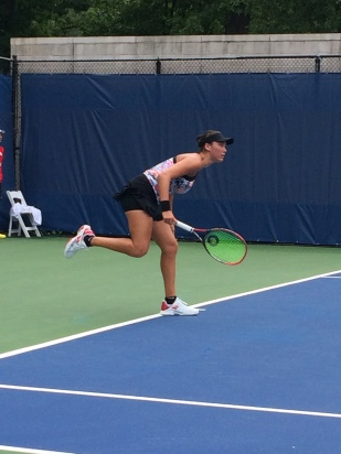 Sophie Chang, Citi Open (Photo: Tennis Atlantic)