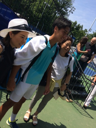 Yosuke Watanuki, 2018 Citi Open