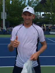 Mitch Krueger, 2018 US Open (Photo: Tennis Atlantic.com)