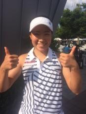 Nao Hibino, 2018 US Open (Photo: Tennis Atlantic.com)