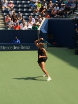 Kaia Kanepi, 2018 US Open