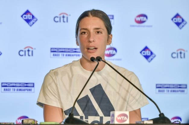 Andrea Petkovic, 2018 Citi Open (Photo: Mike Renz for Tennis Atlantic)