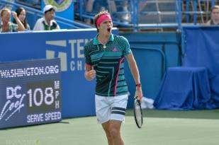 Sascha Zverev, 2018 Citi Open (Photo: Mike Renz for Tennis Atlantic)
