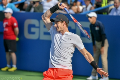 Andy Murray (Photo: Mike Renz for Tennis Atlantic)