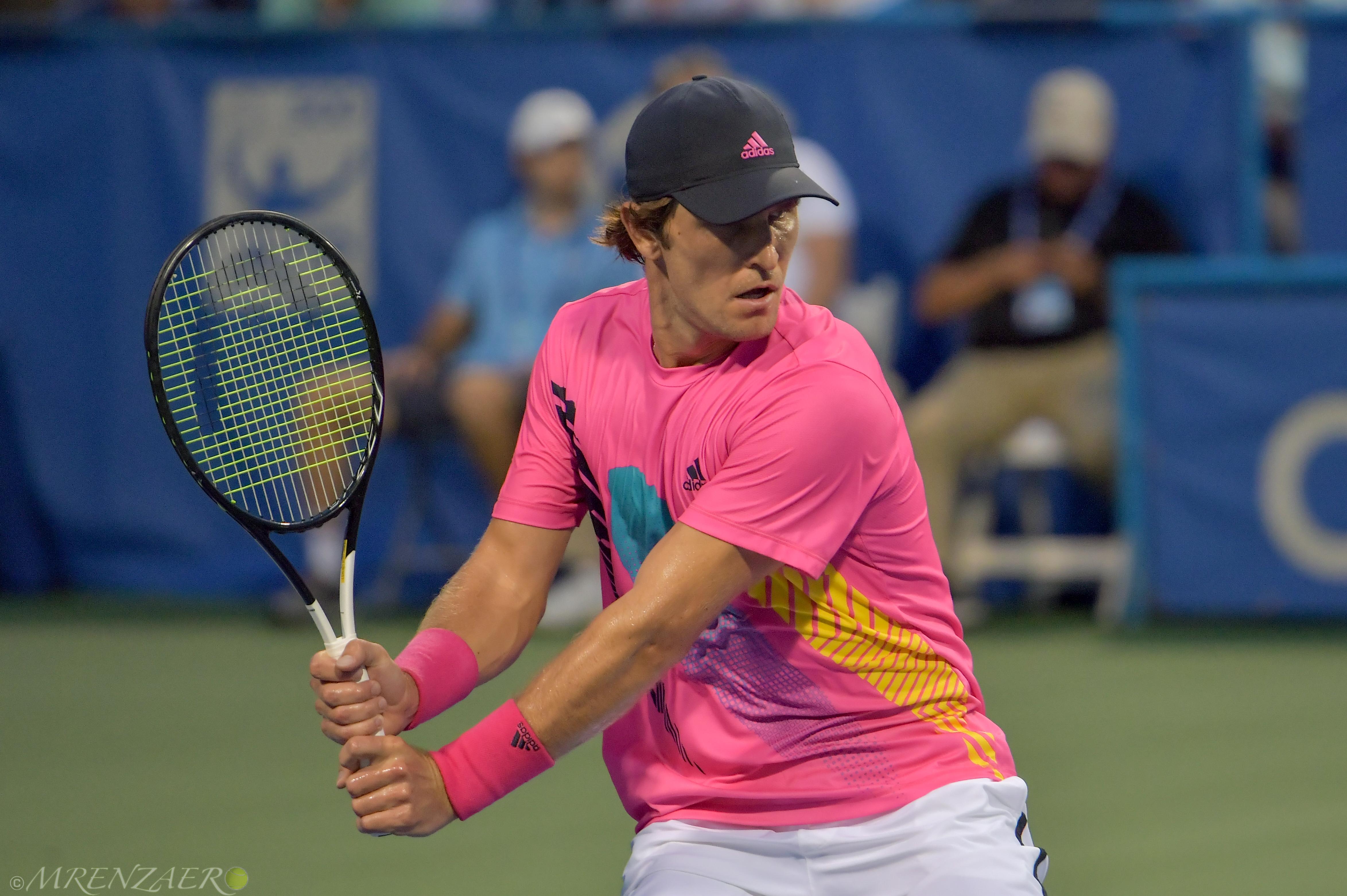 Mischa Zverev, 2018 Citi Open (Photo: Mike Renz for Tennis Atlantic)