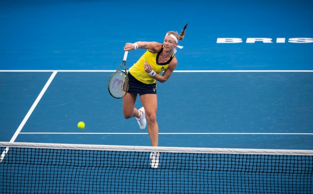 2019 BRISBANE INTERNATIONAL Kiki Bertens (NED)
