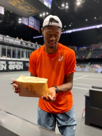 Christopher Eubanks, 2019 New York Open