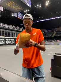 Christopher Eubanks, 2019 New York Open (Photo: TennisAtlantic.com)