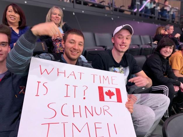 Brayden Schnur, 2019 New York Open Finalist (TennisAtlantic.com)