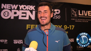 Bernard Tomic, 2019 New York Open