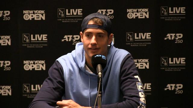 John Isner, 2019 New York Open