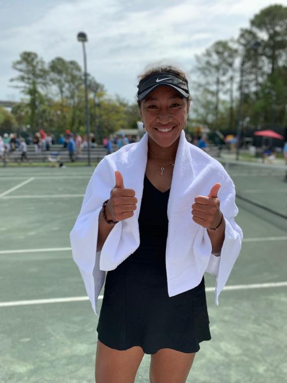 Destanee Aiava, 2019 VCO (TennisAtlantic.com)