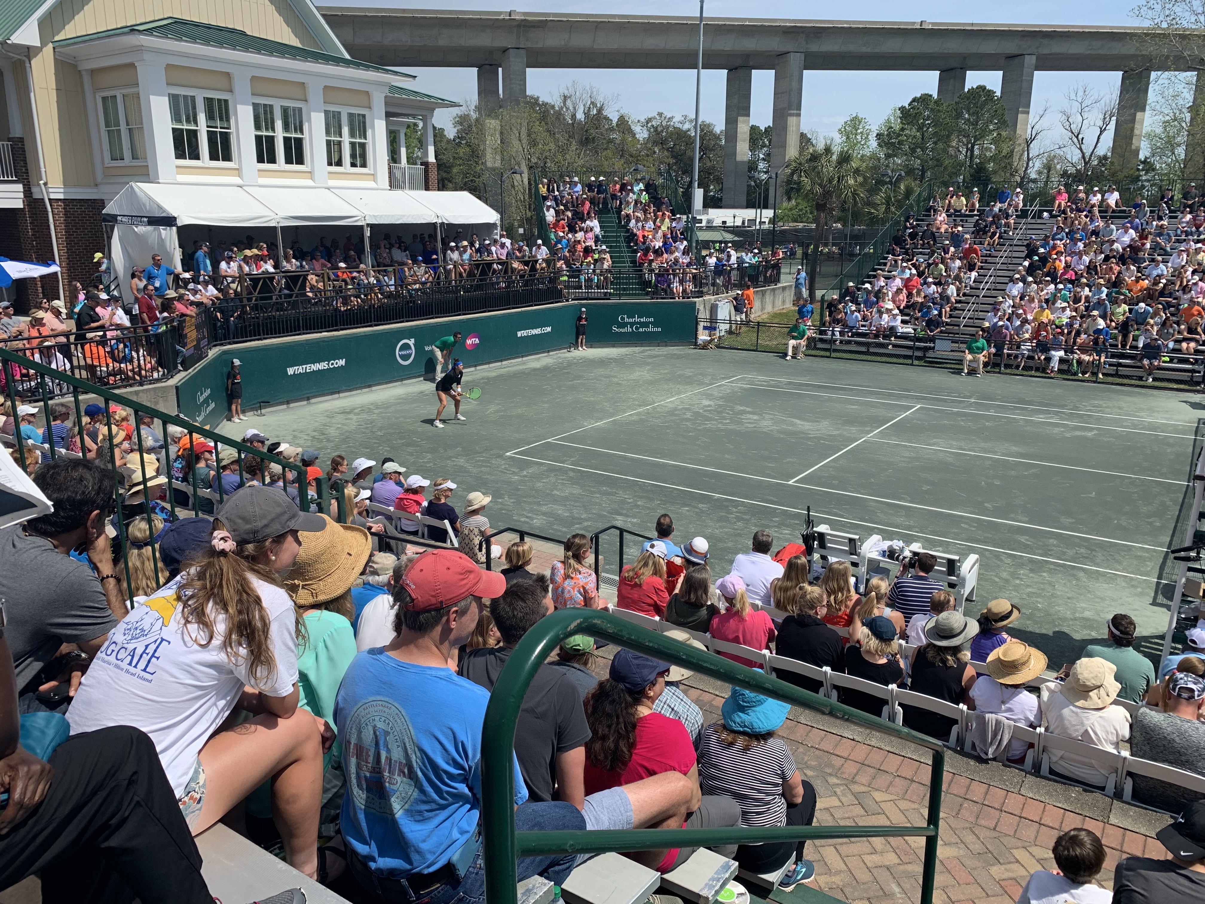 Althea Gibson Clubcourt, 2019 VCO (TennisAtlantic.com)