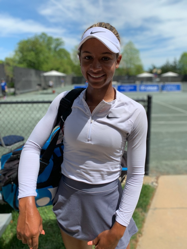 Whitney Osuigwe, 2019 Boar's Head Women's Tennis Open