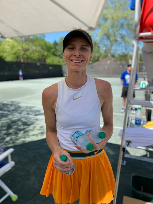 Sesil Karatantcheva, 2019 Boar's Head Women's Tennis Open