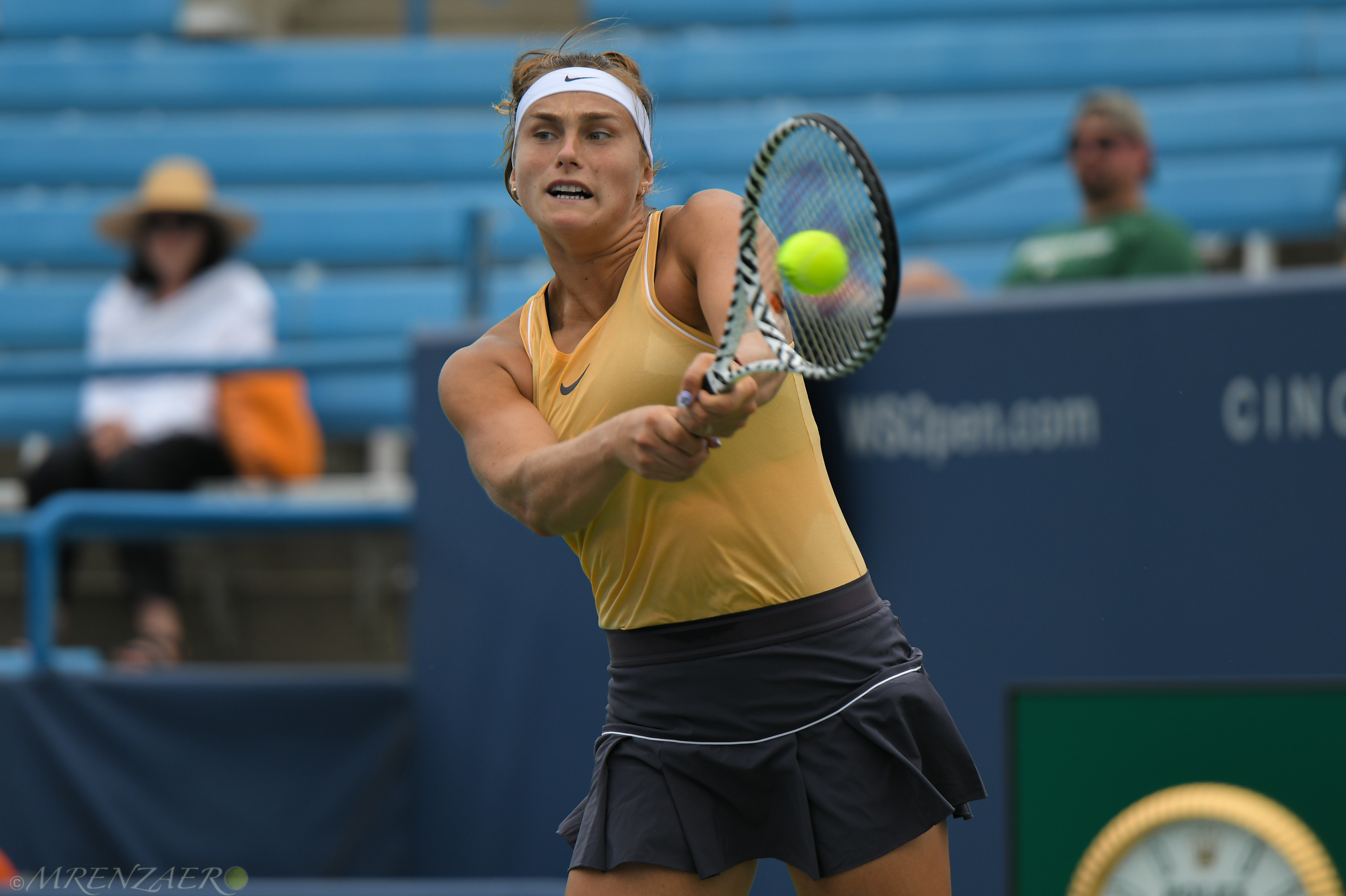 Aryna Sabalenka, 2019 Western & Southern Open Photo: