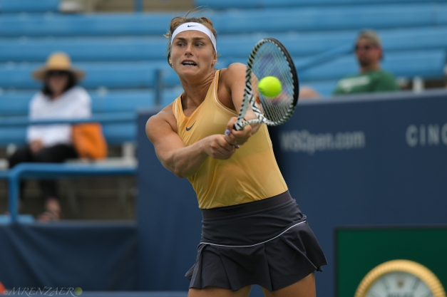 Aryna Sabalenka, 2019 Western & Southern Open Photo: