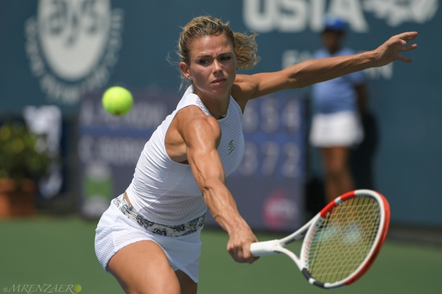 Camilla Giorgi, 2019 Bronx Open (Photo: Mike Renz)