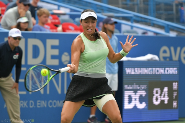 Jessica Pegula, 2019 Citi Open (Photo: Mike Renz for TennisAtlantic.com)