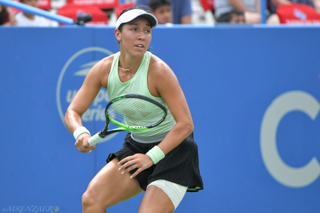 Jess Pegula, 2019 Citi Open (Photo: Mike Renz)