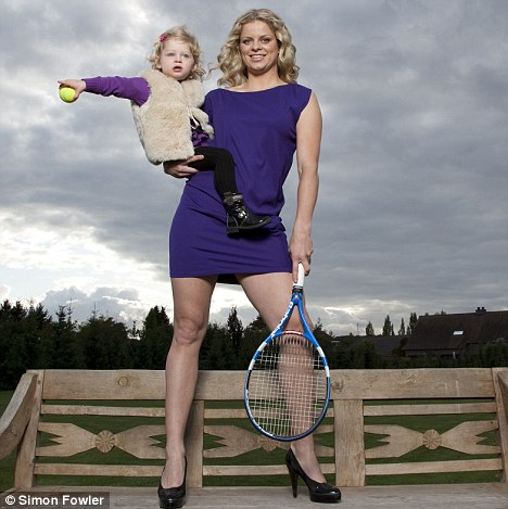 clijsters supermom