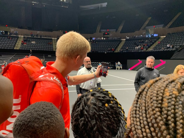 Kyle Edmund, 2020 New York Open