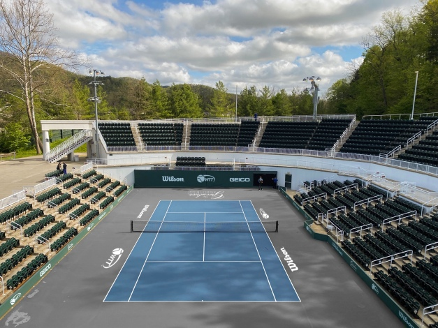 WTT Stadium Court at The Greenbrier